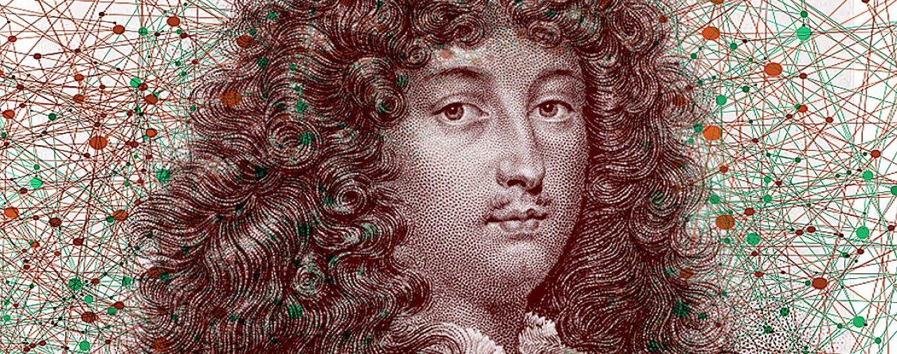 Versailles La Mort Du Roi Louis Xiv The King Of Social Networks